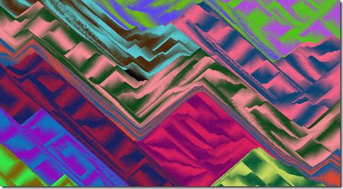 creare imagini cu nisip colorat