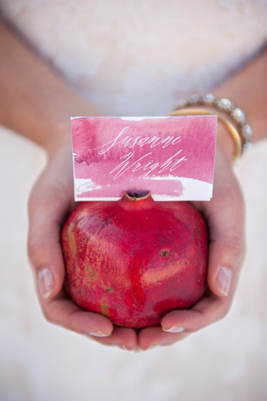 Watercolor-Place-Card-in-Pomegranate-598x900