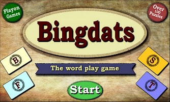 Screenshot of Bingdats