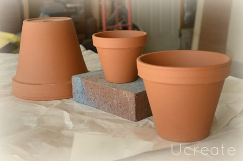 mothers day pots