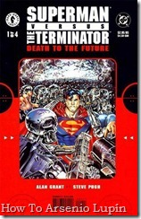 P00008 - Crossover - Superman vs Terminator.howtoarsenio.blogspot.com