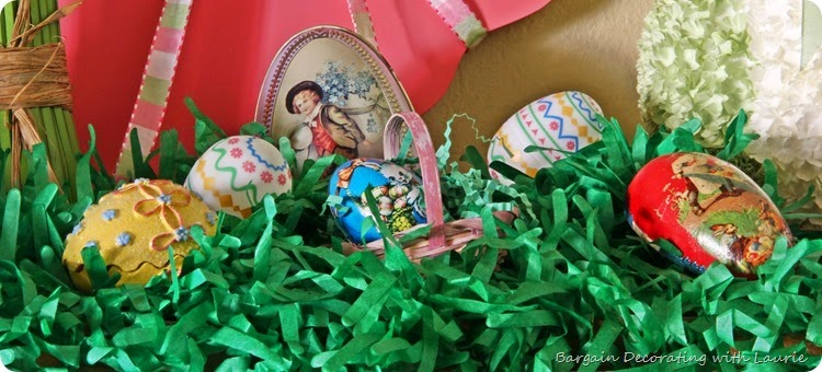 Easter Mantel 5