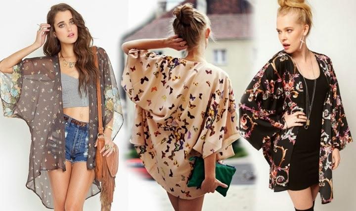 kimono moda verao jaqueta