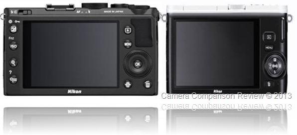 Nikon COOLPIX A vs Nikon 1 J3