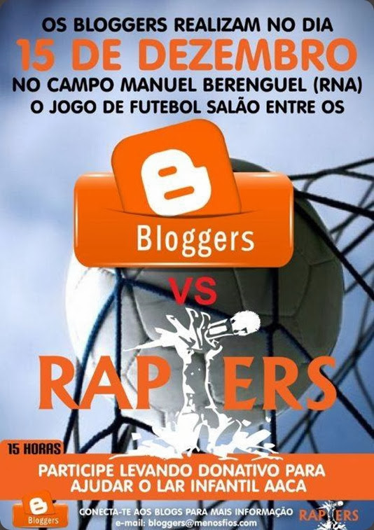 Bloggers vs Rappers