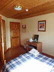 Typical bedroom decor