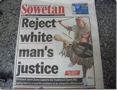 from The Sowetan