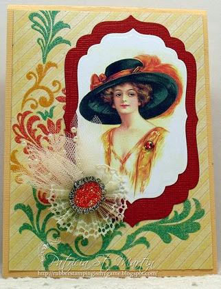 Victorian Lady 2014