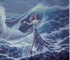 yemanjá - Orixá deusa mae dos orixás