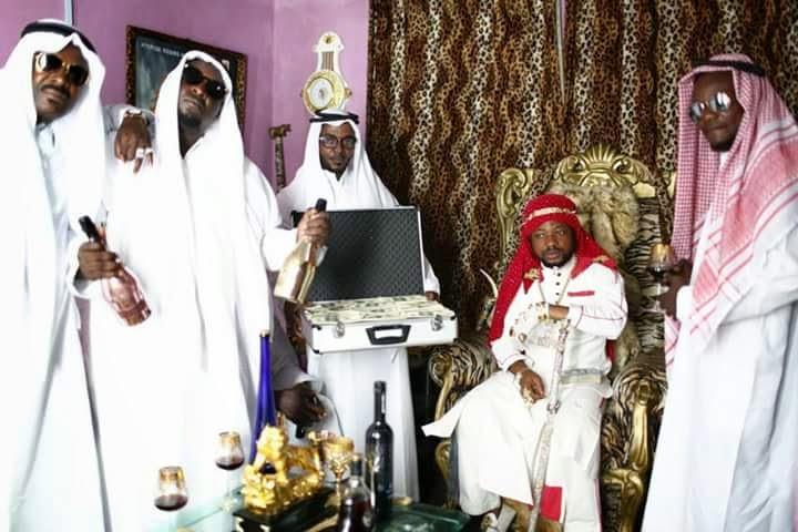Media Is Power Meet King Of Nigerians In Dubai His Name Is F J King