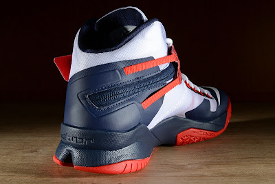 nike zoom soldier 8 gr usa basketball 2 02 Release Reminder: Nike Zoom LeBron Soldier 8 USA Basketball