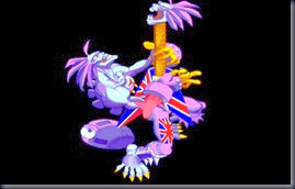 Night Warriors Darkstalkers' Revenge, Arcade Endings, Lord Raptor