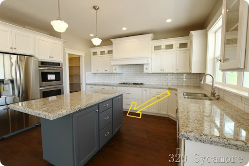 Different Color Cabinets In Kitchen – Modern House