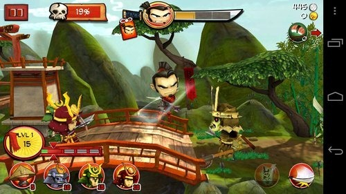 Samurai vs Zombies Defense-01