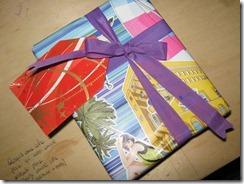 pacchetto con riviste