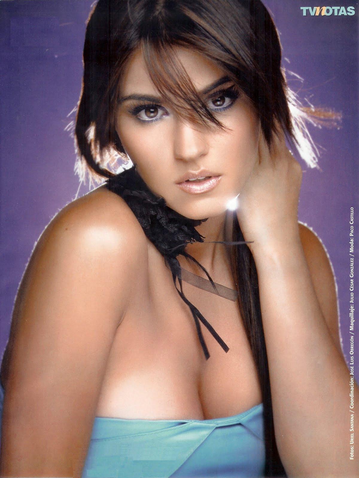 Dulce Maria Revista H Desnuda