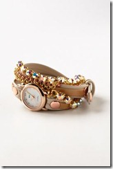 Blushing Watch Anthropologie