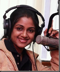 Anjana Haridas singing