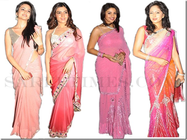 Pink_Saree_Filmfare_Awards_2011