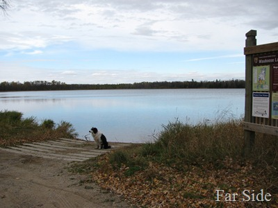 Chance at Wauboose Lake