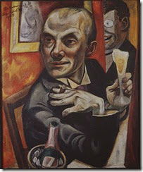 01_Beckmann_Self-Portrait with glass of champagne.L