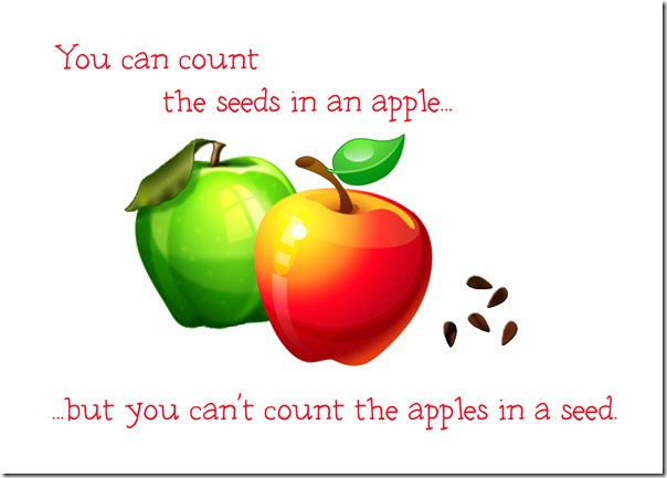 Apple and seeds quote 2 copy