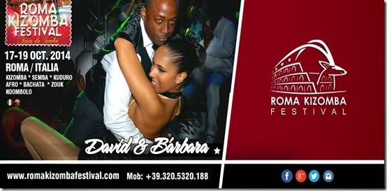 David Pacavira - Barbara Barros - Roma Kizomba Festival 2014.jpg