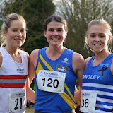 Yorkshire Womens XC 2013 champs