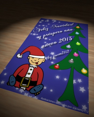 Felicitación Navidad 2012 / 2013