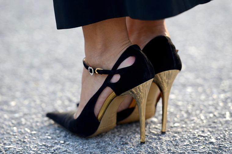 NoboduKnowsMarc.com Gianluca Senese Street Style Fashion Week shoes