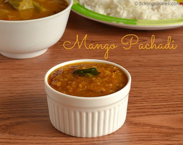 Mango / Mangai Pachadi