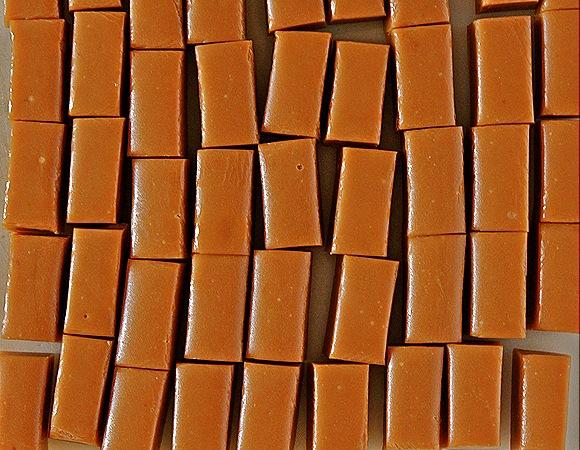 Lots of Caramels!
