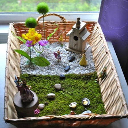 Fairy Garden from Kara's Classroom