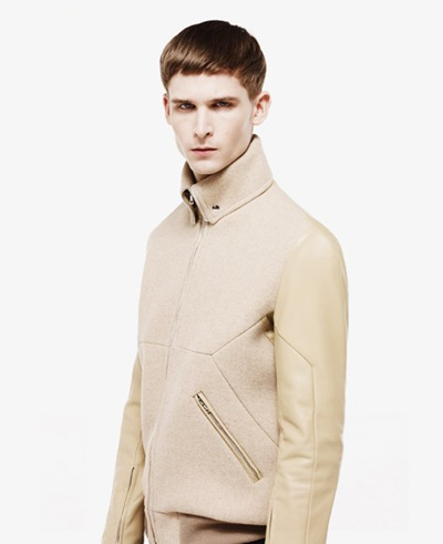Lowell Tautchin @ Soul by Paul Maffi for Tim Coppens F/W 2011 | Styled by Tom Van Dorpe