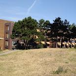 het bejaardenhuis in Santpoort-Noord, Noord Holland, Netherlands