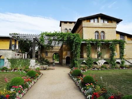 Obiective turistice Potsdam: Baile romane