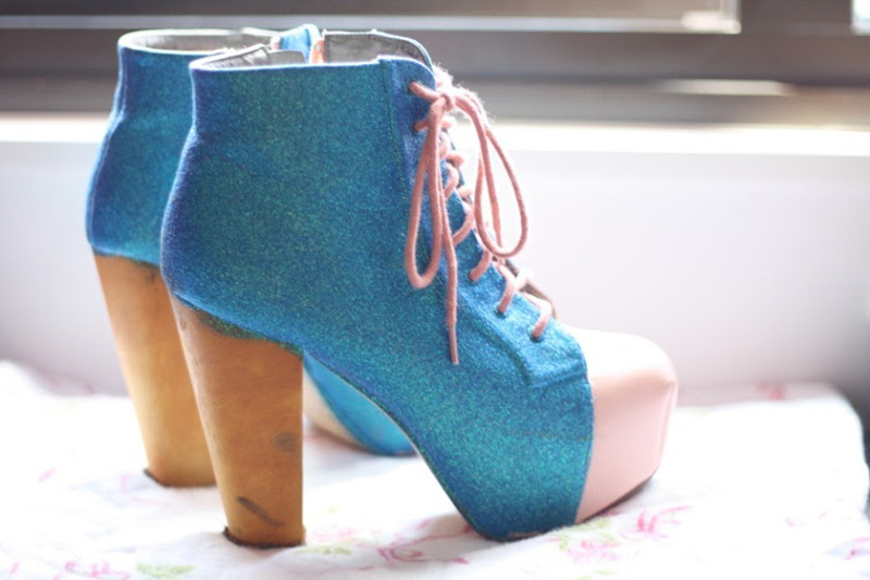DIY Glitter Litas My1stWish (8)