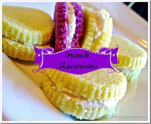 macroons