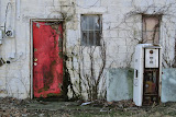 """Red Door"" - copyright DavidThompson"