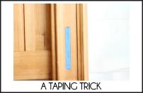 taping trick