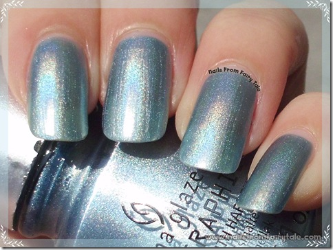 China Glaze Hologlam Collection – Sci-Fly By