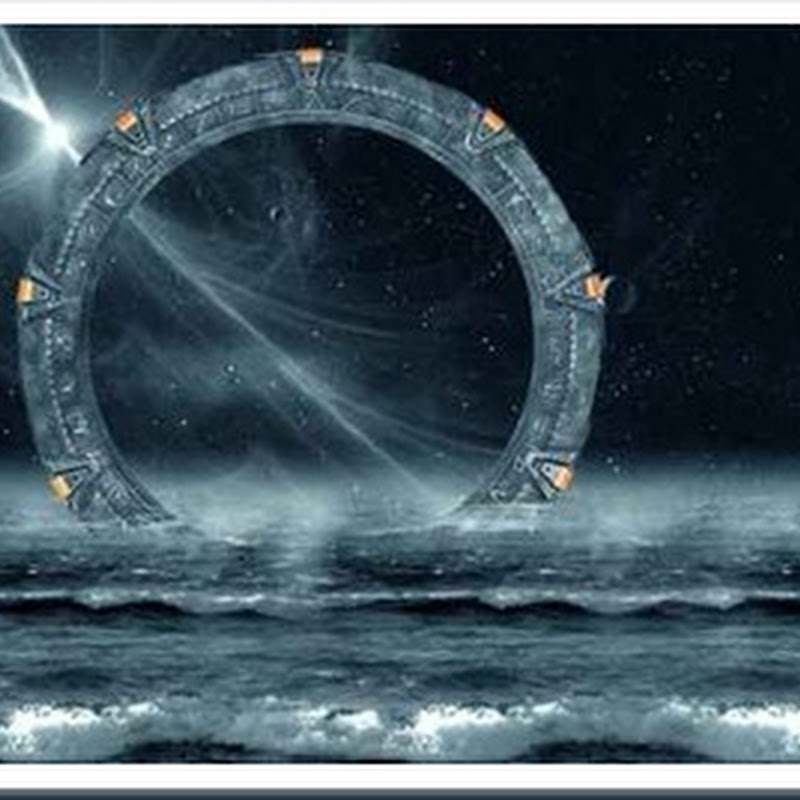 O Mistério do Stargate no Golf do Eden e a Volta dos Deuses em 2012