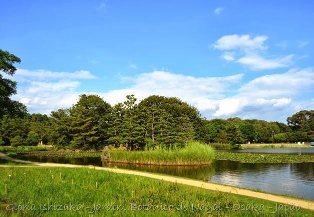 Glória Ishizaka - Jardim Botânico Nagai - Osaka 20