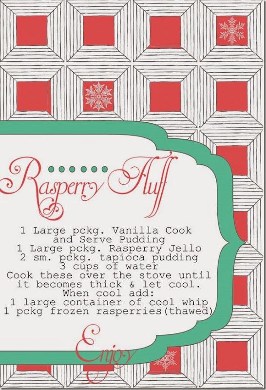 Rasperry Fluff