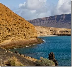 Playa de Montaña Amarilla, Islas Canarias Autora Lilian Lopes
