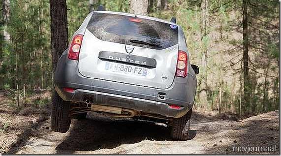 Dacia Duster in actie 08