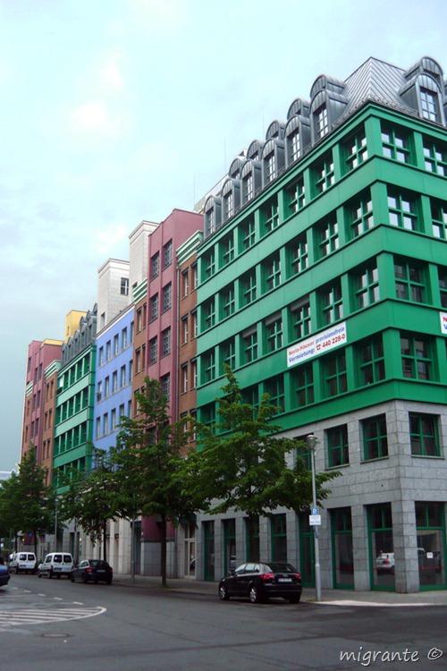 detalle esquina 2 - aldo rossi en berlin
