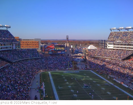 'Gillette Stadium' photo (c) 2009, Marc Choquette - license: http://creativecommons.org/licenses/by/2.0/