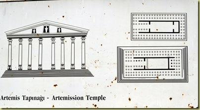 Artemis Temple Plan