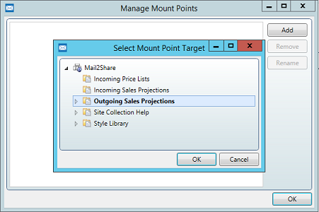 select sharepoint